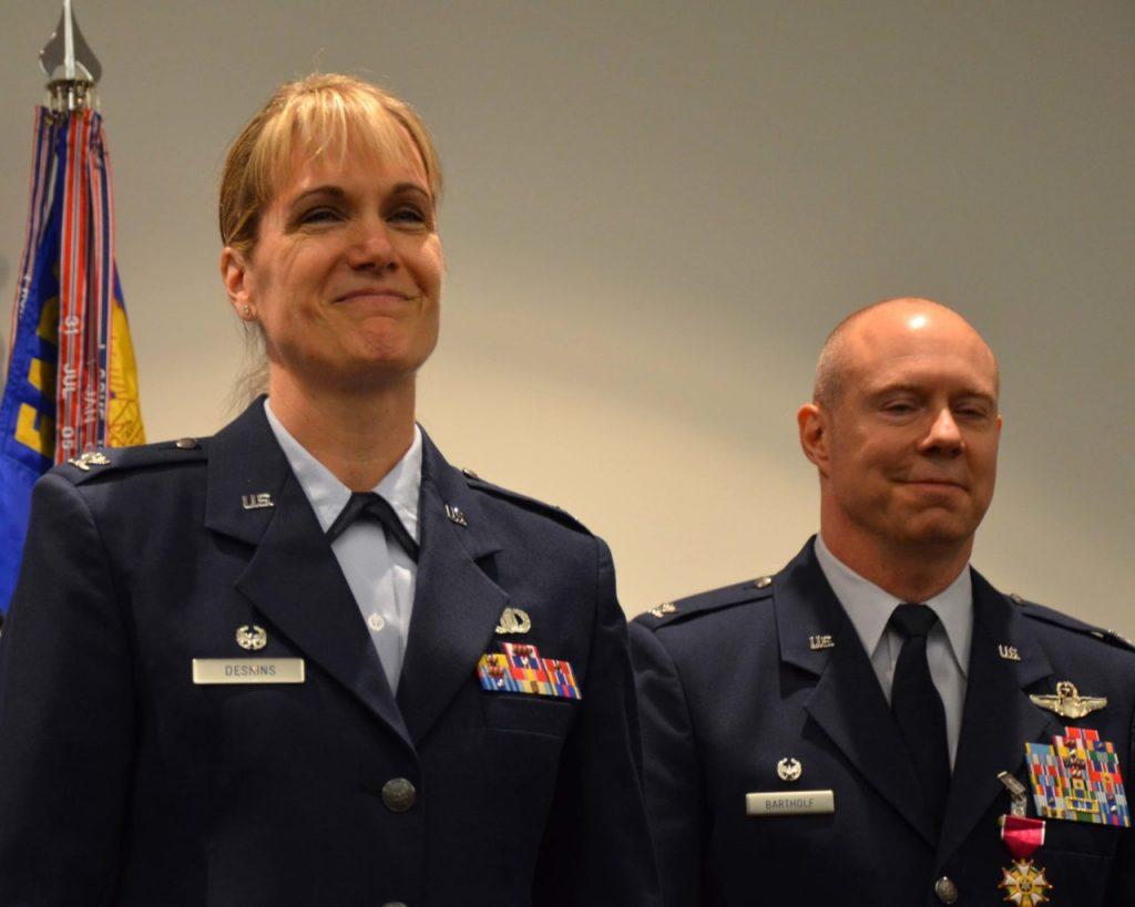 Plukovnice Dawne Deskinsová vypověděla, že vojenské cvičení, které probíhalo 11. září 2001 a simulovalo letecký útok na USA, zapříčinilo obrovský chaos, protože nikdo nevěděl, co je fikce a co realita.