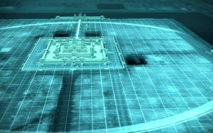Pomocí laserové technologie LIDAR a helikoptéry se doktoru Evansovi a jeho týmu podařilo najít doslova divy...
